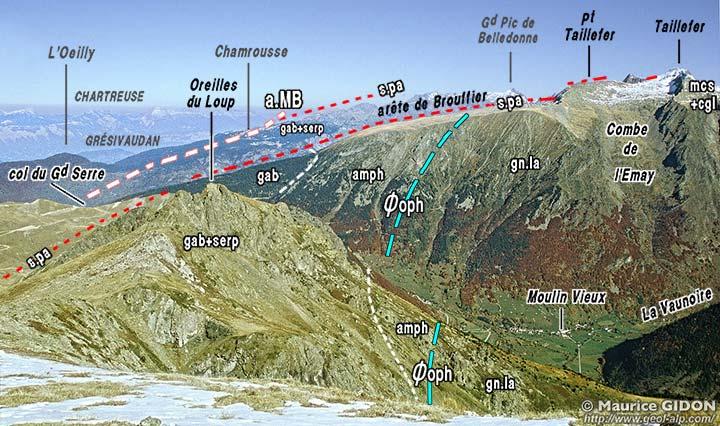La morte alpe du grand serre brouffier - Office du tourisme alpes du grand serre ...